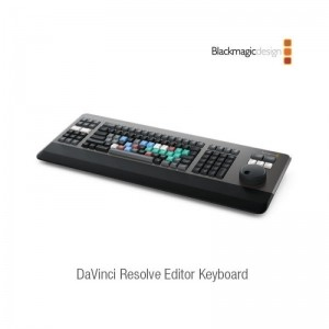 [Blackmagic] DaVinci Resolve Editor Keyboard
