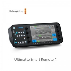 [Blackmagic] Ultimatte Smart Remote 4