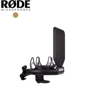 [RØDE] 로데 SMR Premium shock mount with Rycote onboard
